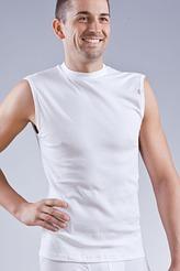 Muskel-Shirt von Mey Herrenwäsche
