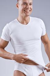 Shirt, kurzarm von Mey Herrenwäsche