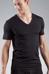 Shirt, V-Ausschnitt von Mey Herrenwäsche