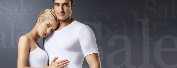 Damen- und Herrenwäsche bis 40% reduziert