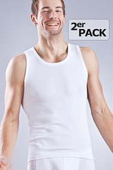 Achselshirt, 2er-Pack von Jockey