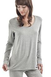 Shirt, langarm von Skiny