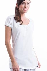 Shirt, kurzarm Rundhals von Skiny
