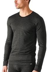 Long-Shirt von Mey Herrenwäsche aus der Serie Techno Wool
