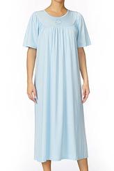 Kurzarm-Nachthemd von Calida aus der Serie Soft Cotton