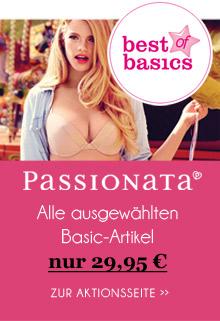 Passionata Best of Basic Aktion - Bhs nur 29,95 ?