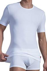T-Shirt, 2er-Pack von Olaf Benz