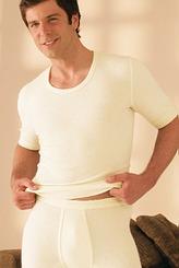 Shirt kurzarm von Sangora