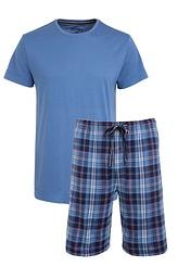 Pyjama kurz, star blue von Jockey aus der Serie Loungewear by Jockey
