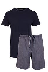 Pyjama kurz navy von Jockey