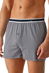 Boxer-Shorts mit Streifen von Mey Herrenwäsche