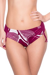 Bikini-Slip, Raffung von Lisca