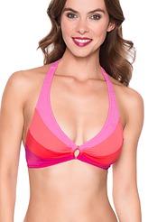 Neckholder-Bikini-Oberteil von Lidea