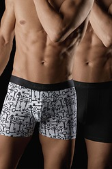 Boxer, 2er Secret Locks von Aubade