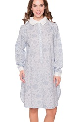 Daaltje Spring to life Nightdress long sleeve von PIP-Studio