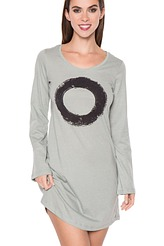 Elm Nightdress long sleeve von ESSENZA