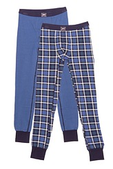Long Pant, 2er-Pack Brooklyn Club von Jockey aus der Serie New York bis Brooklyn