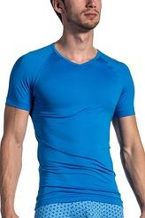 Shirt V-Neck von Olaf Benz