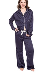 Shirt and Trouser Set Claudia von Bluebella aus der Serie Nightwear by Bluebella