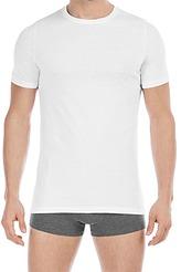 T-Shirt, TWO COTTON, 2er-Pack von HOM