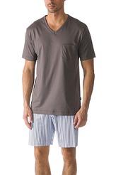Pyjama kurz Cardona von Mey Herrenwäsche