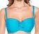 Bandeau-Bikini-Oberteil, geformte Schale von Antigel