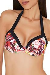 Push-Up-Bikini-Oberteil, Schalenform von Aubade