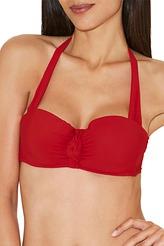 Bandeau-Bikini-Oberteil, Schalenform von Aubade