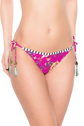Bikini-Slip Tie-Side von Watercult