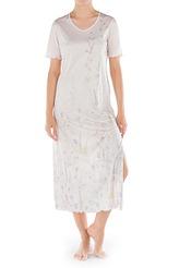 Nightdress, kurzärmelig von Calida aus der Serie St. Yves