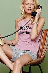 Pyjama von Cheek aus der Serie Sweet Bloom