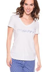 Shirt, kurzarm von Bee Happy