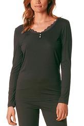 Shirt, langarm Jana von Mey Damenwäsche aus der Serie Lovestory