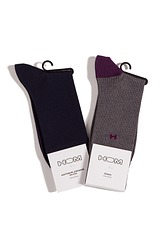 Socken, 2x1 Paar von HOM