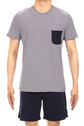 Pyjama kurz Zen von HOM aus der Serie Homewear