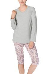 Pyjama 3/4 von Calida