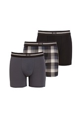 Boxer Trunk, 3er-Pack von Jockey aus der Serie Cotton Stretch - Mehrpack