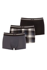 Trunks, 3er-Pack von Jockey aus der Serie Cotton Stretch - Mehrpack
