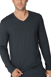 Shirt langarm von Calida aus der Serie Remix Basic Function