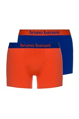 Short, 2er-Pack Flowing von Bruno Banani