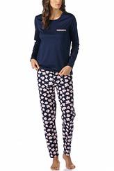 Pyjama lang von Mey Damenwäsche aus der Serie Jeany