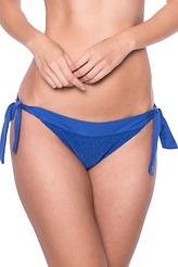 Bikini-Slip mit Schnüren von Watercult