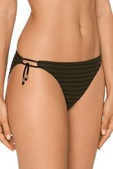 Bikini-Hüftslip mit Schnüren von PrimaDonna