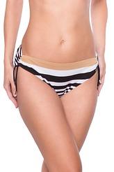 Bikini-Slip mit Kordeln von Lidea