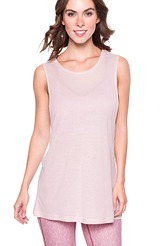 Mel Top Sleeveless von ESSENZA