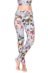 Rue Fleur Legging Long von ESSENZA aus der Serie Activewear