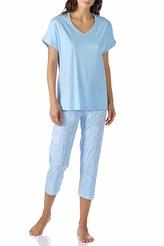 Pyjama 7/8 von Mey Damenwäsche aus der Serie Silva
