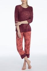 Pyjama 7/8 von Calida aus der Serie Jaelle
