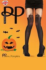 Pumpkin Tights von PrettyPolly aus der Serie Halloween Tights