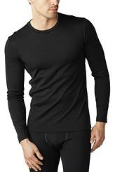 Shirt, langarm von Mey Herrenwäsche aus der Serie Mey Performance